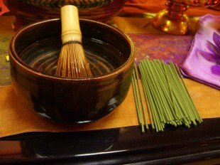 Incense & Bowl